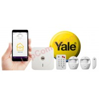 YALE - HOME APP CONTROL WIFI ALARM PET FRIENDLY