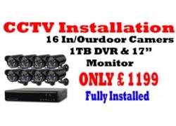 16CH CCTV