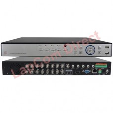16 Channel H.264 DVR