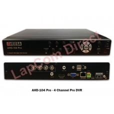 4CH Aveesa AHD 104 Pro