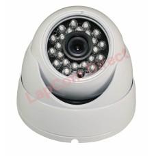 1000 TVL Twilight Pro Premium Dome Camera - White