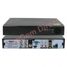 4 Channel Analogue AHD-DVR